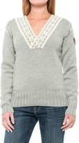 Dale of Norway Alpina Wool Sweater (For Women)