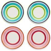 Kate Spade Wickford Stripe Tidbit Plates, Set of 4 - 100% Exclusive