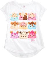 Disney Num Noms Cotton T-Shirt, Toddler Girls (2T-5T)