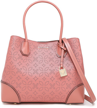 MICHAEL Michael Kors Laser-cut Leather Tote