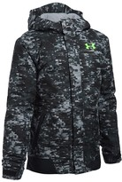 Under Armour Boys' Printed Storm Powerline Insulated Jacket - Sizes S-XL