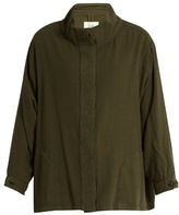 The Great The Slouchy Army cotton jacket