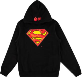 Bape Pullover Top Hoodie 'DC x Bape'