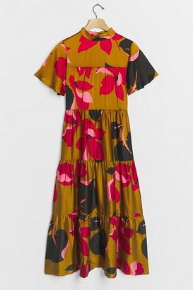 Corey Lynn Calter Gianna Tiered Maxi Dress