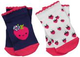 Gymboree Strawberry Socks 2-Pack