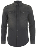 Blk Dnm 5 Long Sleeve Shirt Black