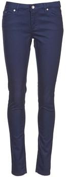 Element STICKER women's Trousers in Blue