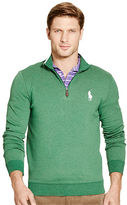 Ralph Lauren Cotton-Blend Half-Zip Pullover