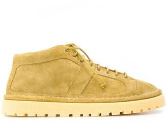 Marsèll lace-up flat boots