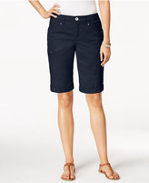 Style&Co. Style & Co. Petite Cargo Shorts, Only at Macy's