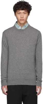 Comme des Garcons Homme Deux Grey Cashmere Sweater
