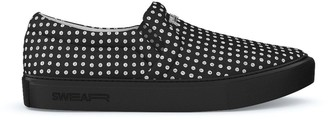 Swear x 10CC slip-on sneakers Fast Track Personalisation