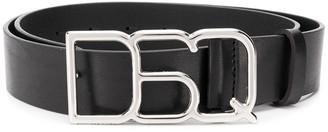 DSQUARED2 Logo Buckle Belt