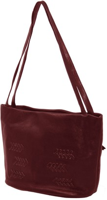 Latico Leathers Leather Tribal Design Tote - Bee