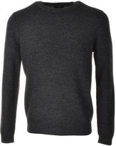 Ted Baker Crew Neck Rossi Jumper Grey