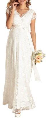 Tiffany Rose Eden Lace Maternity Gown