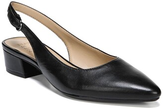 Naturalizer Farewell Slingback Heeled Flat - Wide Width Available