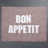 Alexandra Ferguson Bon Appetit Placemat