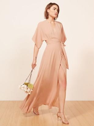 Reformation Petites Winslow Dress