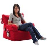 Big Joe Dorm Chair, Flaming Red