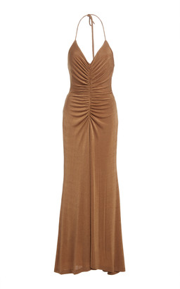 Significant Other Giselle Ruched Jersey Dress