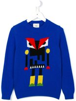Fendi 'Monster Robot' jumper