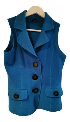 Gerry Weber Blue Wool Jackets