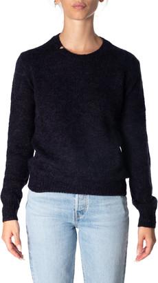 Sun 68 Sun68 Wool Blend Sweater