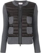 Moncler multi-pocket padded jacket