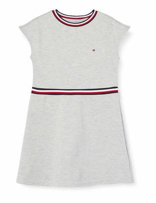 Tommy Hilfiger Girl's Essential Skater Dress S/S