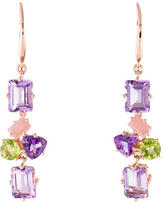 Catherine Malandrino Color Mosaics Drop Earrings