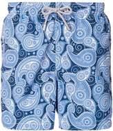 MC2 Saint Barth paisley print swim trunks