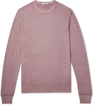 Boglioli Virgin Wool Sweater