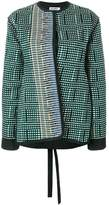 Jil Sander bouclé-tweed jacket