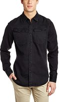 G Star Men's 3301 Shirt Long Sleeve