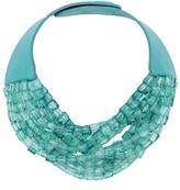 Fairchild Baldwin Cube Seafoam Necklace