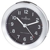 Dugena Unisex Analogue Watch with black Dial Analogue Display - 4460584