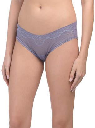 Made In Usa Perfect Stretch Lace Bikini