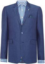 Ted Baker Cobra Linen Blazer Jacket
