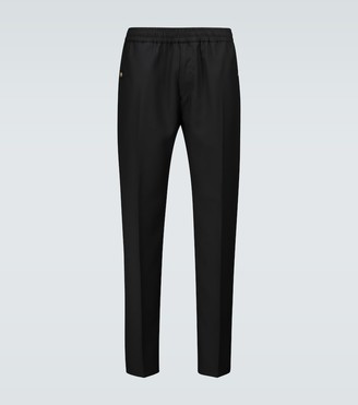 Givenchy Regular-fit drawstring pants