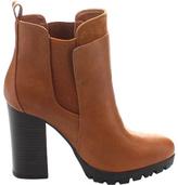 Wild Diva Women's Kimber-04 Chelsea Boot