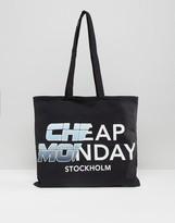 Cheap Monday Future Tote Bag