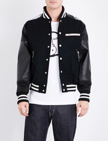 Junya Watanabe x The North Face wool-blend bomber jacket