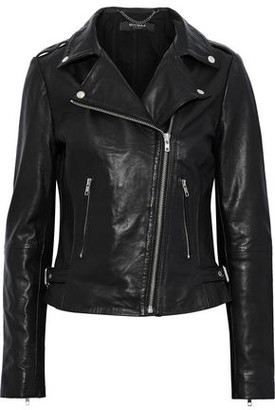Muu Baa Muubaa Lobelia Leather Biker Jacket