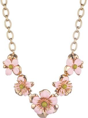 Trina Turk Super Bloom Flower Necklace