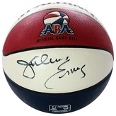Steiner Sports Julius Erving Signed ABA Basketball