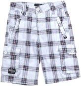 Buffalo 'Hachas' Woven Shorts (Toddler/Kids) - Ardent-7