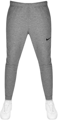 Nike Training Tapered Jogging Bottoms Grey