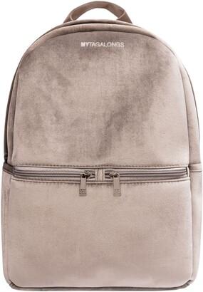 Mytagalongs Vixen Velour Laptop Backpack