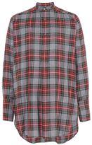 Stella McCartney tartan georgie shirt